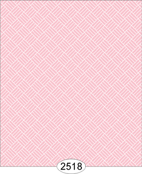 Wallpaper - Graphic Weave - Pink Light